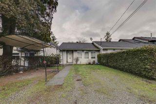 Main Photo: 1939 GRANT Avenue in Port Coquitlam: Glenwood PQ House 1/2 Duplex for sale : MLS®# R2330940
