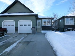 Photo 1: 11 WILLOW WOOD Court: Stony Plain House Half Duplex for sale : MLS®# E4140333