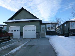 Photo 2: 11 WILLOW WOOD Court: Stony Plain House Half Duplex for sale : MLS®# E4140333