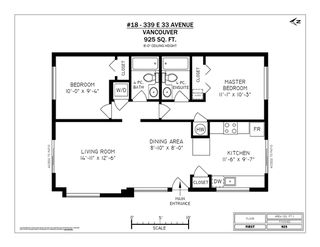 """Photo 19: 18 339 E 33RD Avenue in Vancouver: Main Townhouse for sale in """"WALK TO MAIN"""" (Vancouver East)  : MLS®# R2336121"""
