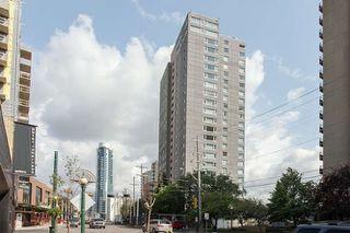 Main Photo: 2302 10011 123 Street NW in Edmonton: Zone 12 Condo for sale : MLS®# E4144805