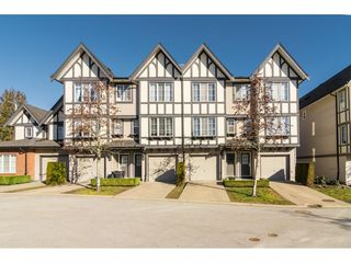 "Photo 1: 154 20875 80 Avenue in Langley: Willoughby Heights Townhouse for sale in ""PEPPERWOOD"" : MLS®# R2345422"