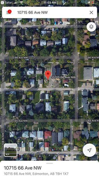 Main Photo: 10715 66 Avenue in Edmonton: Zone 15 Vacant Lot for sale : MLS®# E4146770