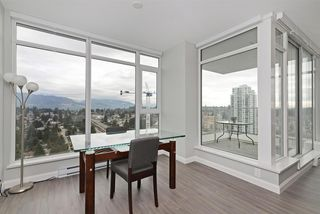 "Photo 5: 2307 520 COMO LAKE Avenue in Coquitlam: Coquitlam West Condo for sale in ""THE CROWN"" : MLS®# R2349805"
