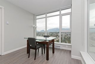 "Photo 4: 2307 520 COMO LAKE Avenue in Coquitlam: Coquitlam West Condo for sale in ""THE CROWN"" : MLS®# R2349805"