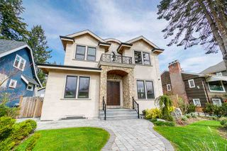 Photo 1: 3533 W 38TH Avenue in Vancouver: Dunbar House for sale (Vancouver West)  : MLS®# R2348784