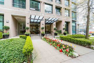 "Photo 1: 1002 1003 BURNABY Street in Vancouver: West End VW Condo for sale in ""MILANO"" (Vancouver West)  : MLS®# R2365950"