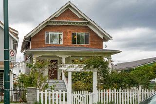 Main Photo: 1629 E 13TH Avenue in Vancouver: Grandview Woodland House for sale (Vancouver East)  : MLS®# R2366687