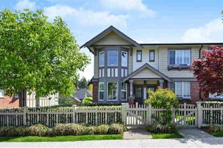 "Photo 1: 87 14838 61 Avenue in Surrey: Sullivan Station Townhouse for sale in ""SEQUOIA"" : MLS®# R2371282"