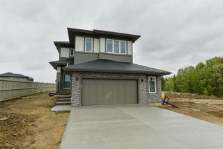 Photo 1: 581 MERLIN Landing in Edmonton: Zone 59 House for sale : MLS®# E4158402