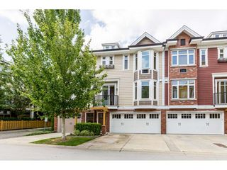 """Photo 1: 47 20738 84 Avenue in Langley: Willoughby Heights Townhouse for sale in """"Yorkson Creek"""" : MLS®# R2395324"""