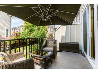 """Photo 18: 47 20738 84 Avenue in Langley: Willoughby Heights Townhouse for sale in """"Yorkson Creek"""" : MLS®# R2395324"""