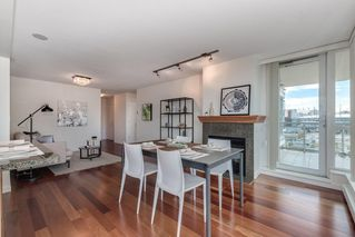 "Photo 6: 1501 120 MILROSS Avenue in Vancouver: Downtown VE Condo for sale in ""BRIGHTON"" (Vancouver East)  : MLS®# R2403473"