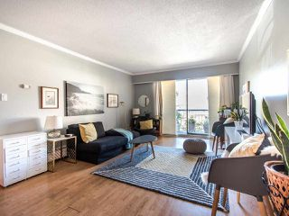 """Photo 1: 303 610 THIRD Avenue in New Westminster: Uptown NW Condo for sale in """"Jae Mar Court"""" : MLS®# R2410850"""