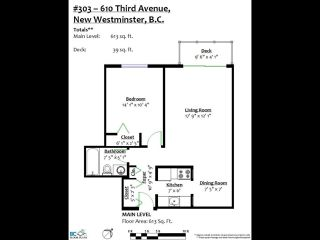 """Photo 20: 303 610 THIRD Avenue in New Westminster: Uptown NW Condo for sale in """"Jae Mar Court"""" : MLS®# R2410850"""