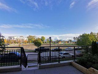 "Photo 14: 130 9500 TOMICKI Avenue in Richmond: West Cambie Condo for sale in ""TRAFALGAR SQUARE"" : MLS®# R2412127"