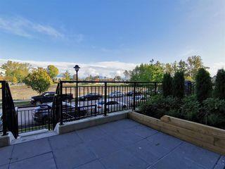 "Photo 3: 130 9500 TOMICKI Avenue in Richmond: West Cambie Condo for sale in ""TRAFALGAR SQUARE"" : MLS®# R2412127"