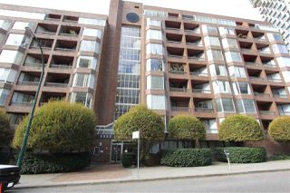 Main Photo: 405 1333 HORNBY STREET in Vancouver: Downtown VW Condo for sale (Vancouver West)  : MLS®# R2416883