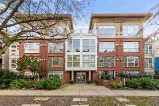 Main Photo: 103 2268 W 12TH Avenue in Vancouver: Kitsilano Condo for sale (Vancouver West)  : MLS®# R2439145
