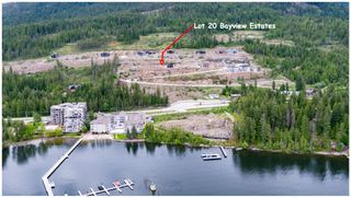 Photo 1: 226 Copperstone Lane in Sicamous: Mara Lake Vacant Land for sale : MLS®# 10205736