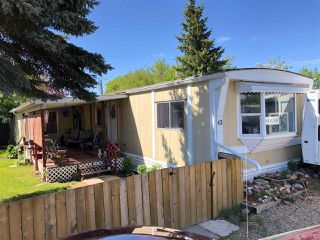Photo 1: #43 9501 104 Avenue: Westlock Mobile for sale : MLS®# E4199701