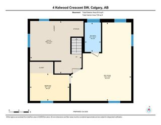 Photo 17: 4 Kelwood Crescent SW in Calgary: Glendale Detached for sale : MLS®# A1039798
