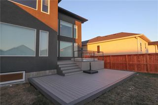 Photo 39: 42 Terry Scott Bay in Winnipeg: Bridgewood Estates Residential for sale (3J)  : MLS®# 202027736