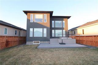 Photo 40: 42 Terry Scott Bay in Winnipeg: Bridgewood Estates Residential for sale (3J)  : MLS®# 202027736