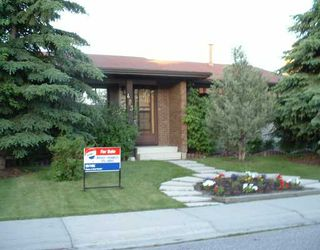 Main Photo:  in CALGARY: Braeside Braesde Est Residential Detached Single Family for sale (Calgary)  : MLS®# C3176325