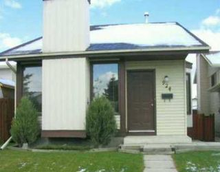 Photo 1:  in CALGARY: Riverbend Residential Detached Single Family for sale (Calgary)  : MLS®# C3126611