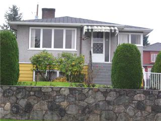 Photo 1: 3604 E 28TH Avenue in Vancouver: Renfrew Heights House for sale (Vancouver East)  : MLS®# V919786