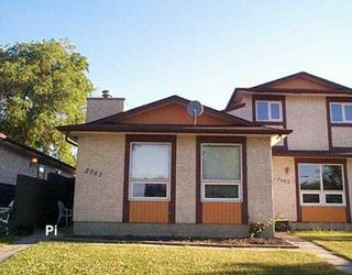 Main Photo: 2067 Burrows Ave.: Residential for sale (Tyndall Park)  : MLS®# 2073398