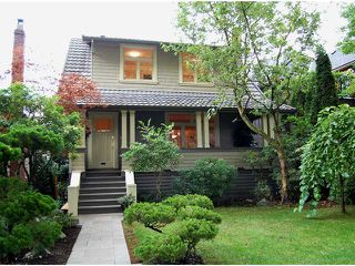 Photo 1: 737 W 26TH Avenue in Vancouver: Cambie House for sale (Vancouver West)  : MLS®# V938115