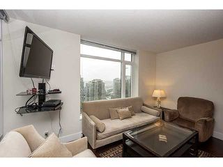 Photo 3: 2605 888 HOMER Street in Vancouver: Downtown VW Condo for sale (Vancouver West)  : MLS®# V994449