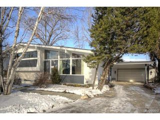 Photo 1: 29 Greenwich Bay in WINNIPEG: Windsor Park / Southdale / Island Lakes Residential for sale (South East Winnipeg)  : MLS®# 1325235