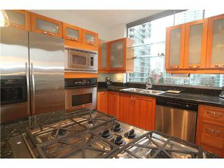 "Photo 7: 1004 1228 W HASTINGS Street in Vancouver: Coal Harbour Condo for sale in ""THE PALLADIO"" (Vancouver West)  : MLS®# V1047777"