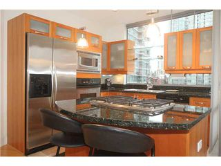 """Photo 6: 1004 1228 W HASTINGS Street in Vancouver: Coal Harbour Condo for sale in """"THE PALLADIO"""" (Vancouver West)  : MLS®# V1047777"""