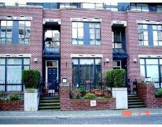 Photo 1: 2276 REDBUD Lane in Vancouver West: Kitsilano Home for sale ()  : MLS®# V689136
