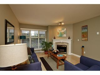 """Photo 6: 52 65 FOXWOOD Drive in Port Moody: Heritage Mountain Townhouse for sale in """"FOREST HILL"""" : MLS®# V1055852"""