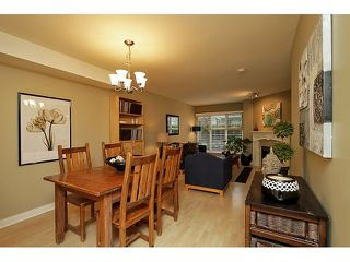"Photo 7: 52 65 FOXWOOD Drive in Port Moody: Heritage Mountain Townhouse for sale in ""FOREST HILL"" : MLS®# V1055852"