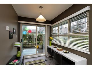"""Photo 12: 52 65 FOXWOOD Drive in Port Moody: Heritage Mountain Townhouse for sale in """"FOREST HILL"""" : MLS®# V1055852"""