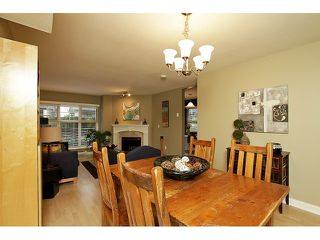 """Photo 8: 52 65 FOXWOOD Drive in Port Moody: Heritage Mountain Townhouse for sale in """"FOREST HILL"""" : MLS®# V1055852"""