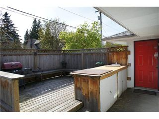 Photo 17: 905 FOURTH Street in New Westminster: GlenBrooke North House for sale : MLS®# V1059912