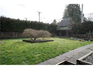 Photo 18: 905 FOURTH Street in New Westminster: GlenBrooke North House for sale : MLS®# V1059912