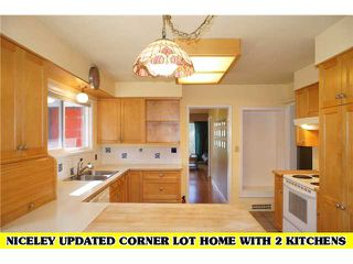 Photo 1: 905 FOURTH Street in New Westminster: GlenBrooke North House for sale : MLS®# V1059912