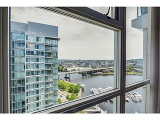 "Photo 18: 2302 1077 MARINASIDE Crescent in Vancouver: Yaletown Condo for sale in ""MARINASIDE RESORT"" (Vancouver West)  : MLS®# V1066031"
