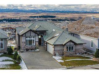 Photo 1: 190 GLENEAGLES ESTATES Lane: Cochrane House for sale : MLS®# C3644568