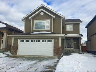 Photo 1: 55 Haverhill Crescent in WINNIPEG: Windsor Park / Southdale / Island Lakes Residential for sale (South East Winnipeg)  : MLS®# 1501664