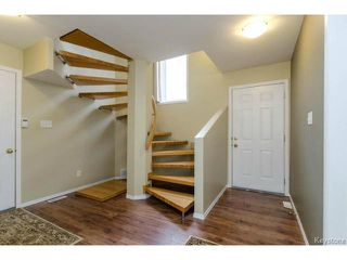 Photo 2: 46 Dundurn Place in WINNIPEG: West End / Wolseley Residential for sale (West Winnipeg)  : MLS®# 1502643