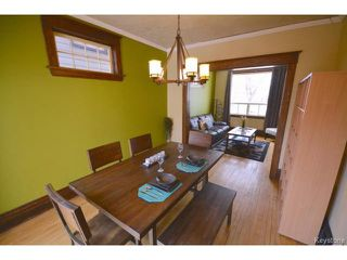 Photo 3: Home Street in Winnipeg: Residential for sale : MLS®# 1507698